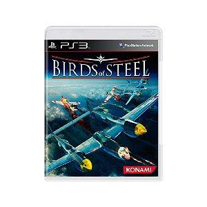 Birds of Steel - Usado - PS3