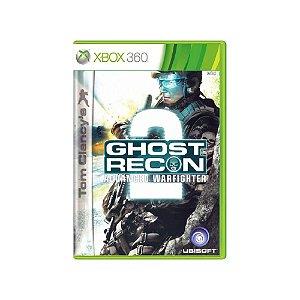 Tom C. Ghost Recon Advanced Warfighter 2 - Usado - Xbox 360
