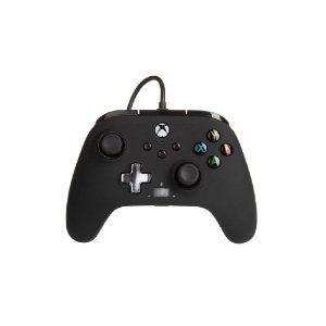 Controle PowerA Enhanced Wired Black - Xbox
