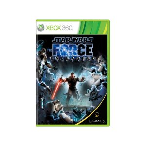 Star Wars The Force Unleashed - Usado - Xbox 360