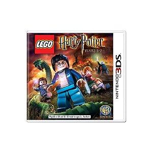 LEGO Harry Potter Anos 5-7 - Usado - 3DS