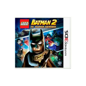 LEGO Batman 2 DC Super Heroes - Usado - 3DS
