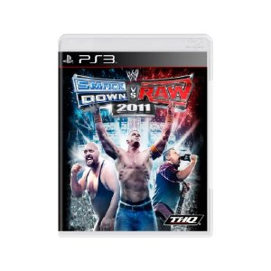Smack Down vs Raw 2011 - Usado - PS3