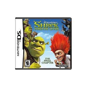 Shrek Forever After - Usado - DS