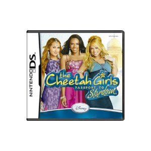 The Cheetah Girls Passport to Stardom (Sem Capa) Usado - DS
