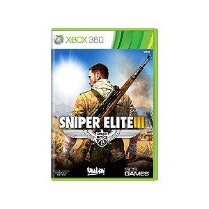 Sniper Elite III - Usado - Xbox 360