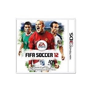 FIFA Soccer 12 (Sem Capa) - Usado - 3DS