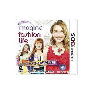 Imagine Fashion Life (Sem Capa) - Usado - 3DS