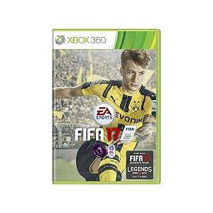 Fifa 17 - Usado - Xbox 360