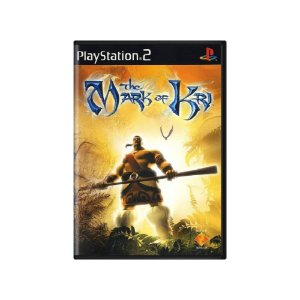 The Mark of Kri - Usado - PS2