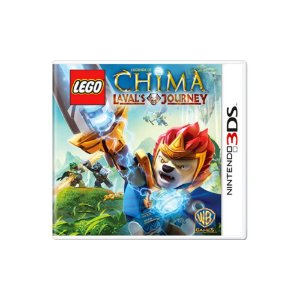 LEGO Legends of Chima Laval's Journey - Usado - 3DS
