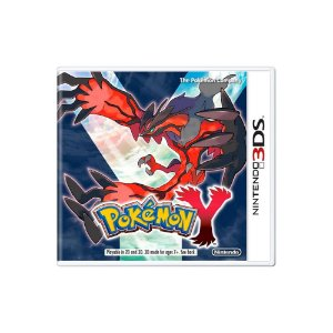 Pokémon Y (Sem Capa) - Usado - 3DS
