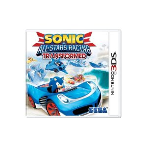 Sonic & All Stars Racing Transformed - Usado - 3DS