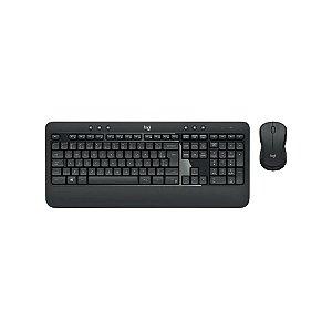 Teclado e Mouse sem fio Logitech MK540