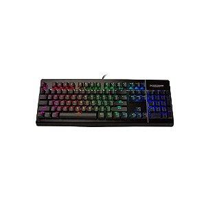 Teclado Gamer Preto KE-KG200 RGB Sovereign - Kross Elegance