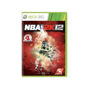 NBA 2K12 - Usado - Xbox 360