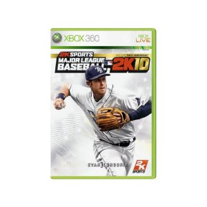 Major League Baseball 2K10 - Usado - Xbox 360