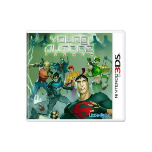 Young Justice (Sem Capa) - Usado - 3DS
