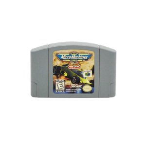 Micro Machines 64 Turbo - Usado - N64