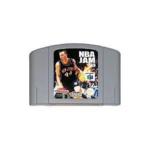 NBA Jam 99 - Usado - N64