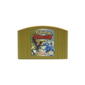 Pokémon Stadium 2 - Usado - N64