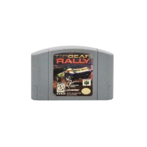 Top Gear Rally - Usado - N64