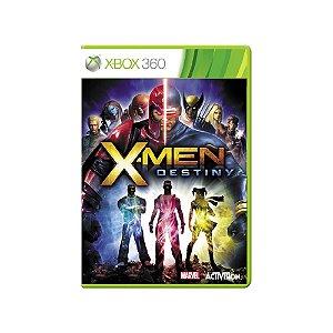 X-Men Destiny - Usado - Xbox 360