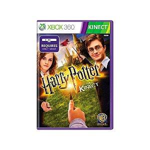 Harry Potter for Kinect - Usado - Xbox 360