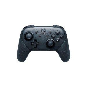 Controle Nintendo Switch Pro Controller - Usado - Nintendo