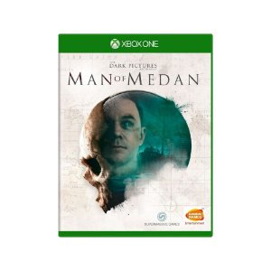 The Dark Pictures Man of Medan - Usado - Xbox One