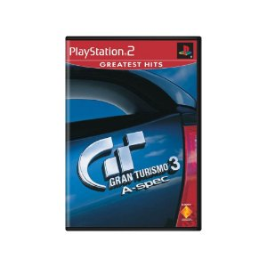 Gran Turismo 3 - Usado - PS2