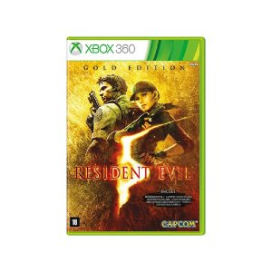 Resident Evil 5 Gold Edition - Usado - Xbox 360