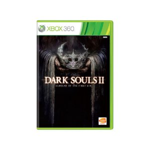 Dark Souls II Scholar of the First Sin - Usado - Xbox 360