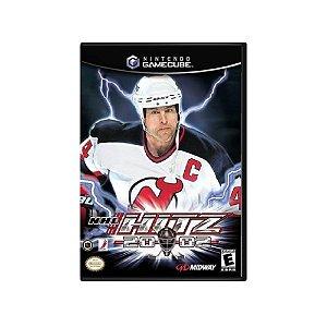 NHL Hitz 20-02 - Usado - GameCube