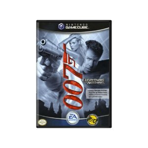 James Bond 007 Everything or Nothing - Usado - GameCube