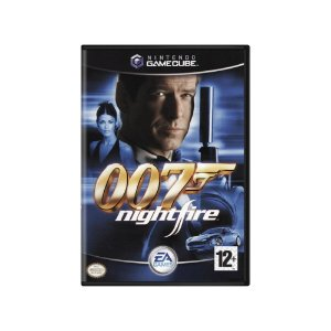 007 Nightfire - Usado - GameCube