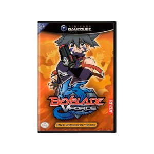 Beyblade V Force Super Tournament Battle - Usado - GameCube