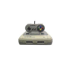Console Nintendo Super Famicom + 7 Jogos - Usado - Nintendo