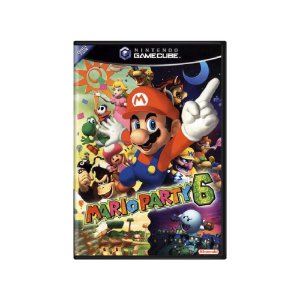 Mario Party 6 - Usado - GameCube