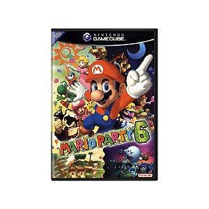 Mario Party 6 - Usado - GameCube