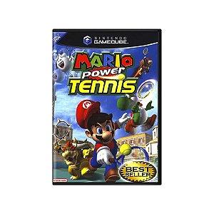 Mario Power Tennis - Usado - GameCube