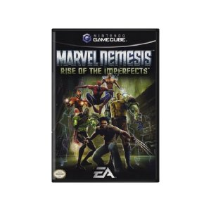 Marvel Nemesis Rise of The Imperfects - Usado - GameCube