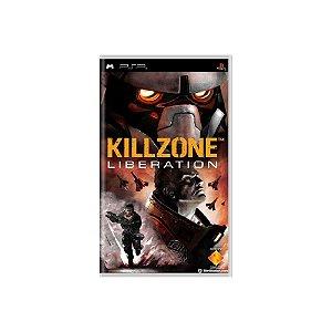 Killzone Liberation (Sem Capa) - Usado - PSP