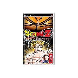 Dragon Ball Z Shin Budokai (Sem Capa) - Usado - PSP