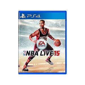 NBA Live 15 - Usado - PS4