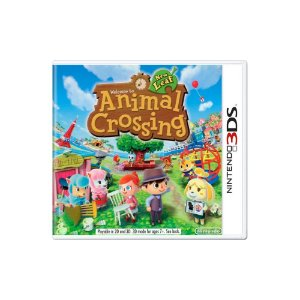 Animal Crossing New Leaf - Usado - 3DS