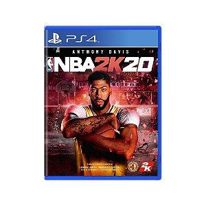 NBA 2K20 - Usado - Ps4