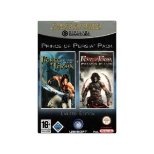 Prince Of Persia Pack - Usado - GameCube