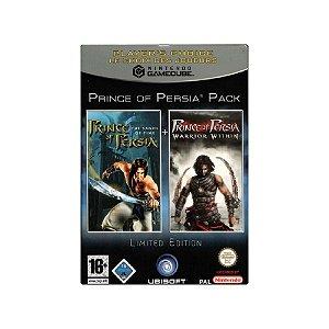 Prince Of Persia Pack - Usado - GameCube