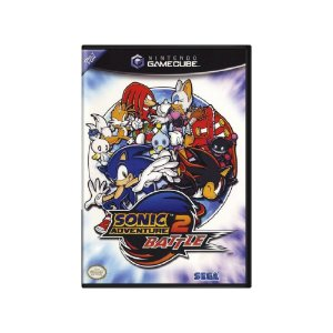 Sonic Adventure 2 Battle - Usado - GameCube